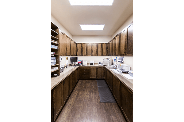 Southridge Dental office room