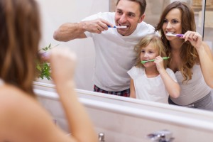 Oral health depends on good habits at home. Read how to stay healthy between visits to family dentist in Denton, Ted Dunson II DDS.