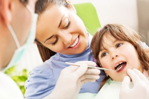 Where is a great dentist near me for family care?